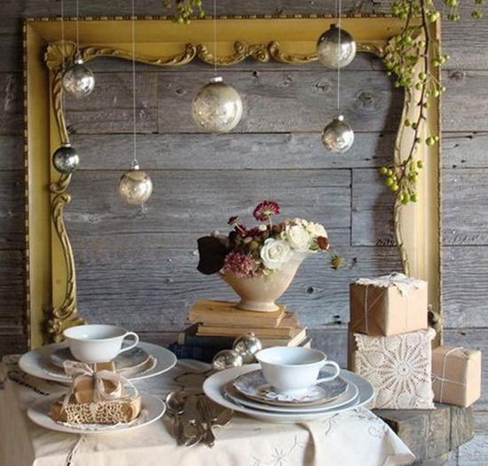 Новый год праздничное декорирование